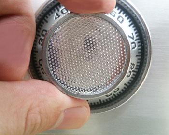金庫のダイヤル錠